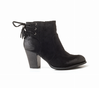 ANGEL BLACK BOTIN