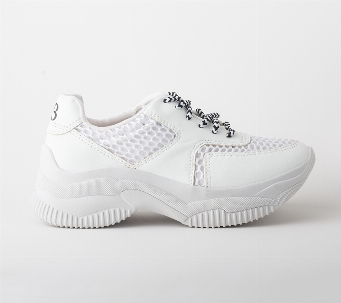 Ugly sneaker white