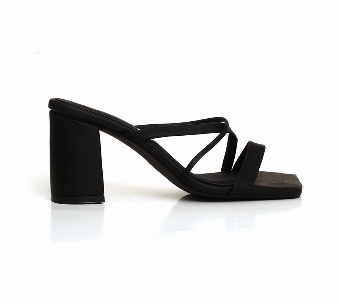 CRUCES SANDAL BLACK